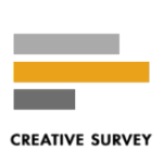 Creative survey logo