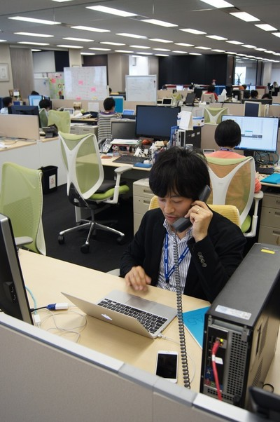 顧客の業務課題を解決に導く、プロジェクトマネージャー募集!