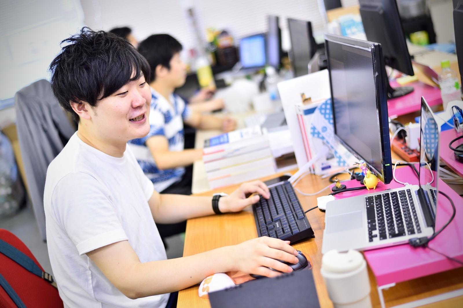 あらゆる業務で使えるビジネスメッセンジャー「direct」をJavaで開発!【東京/徳島】