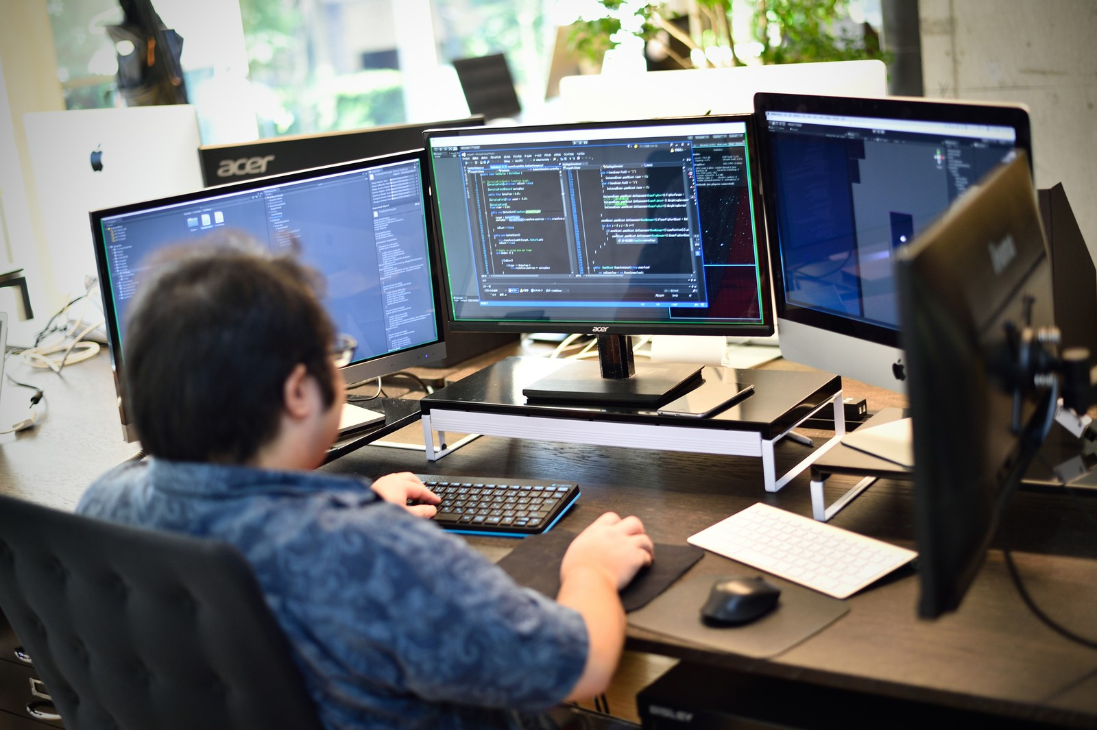 グローバル展開中の人気アプリ「ポケサカ」および新規サービスに携わるUnityエンジニア募集!