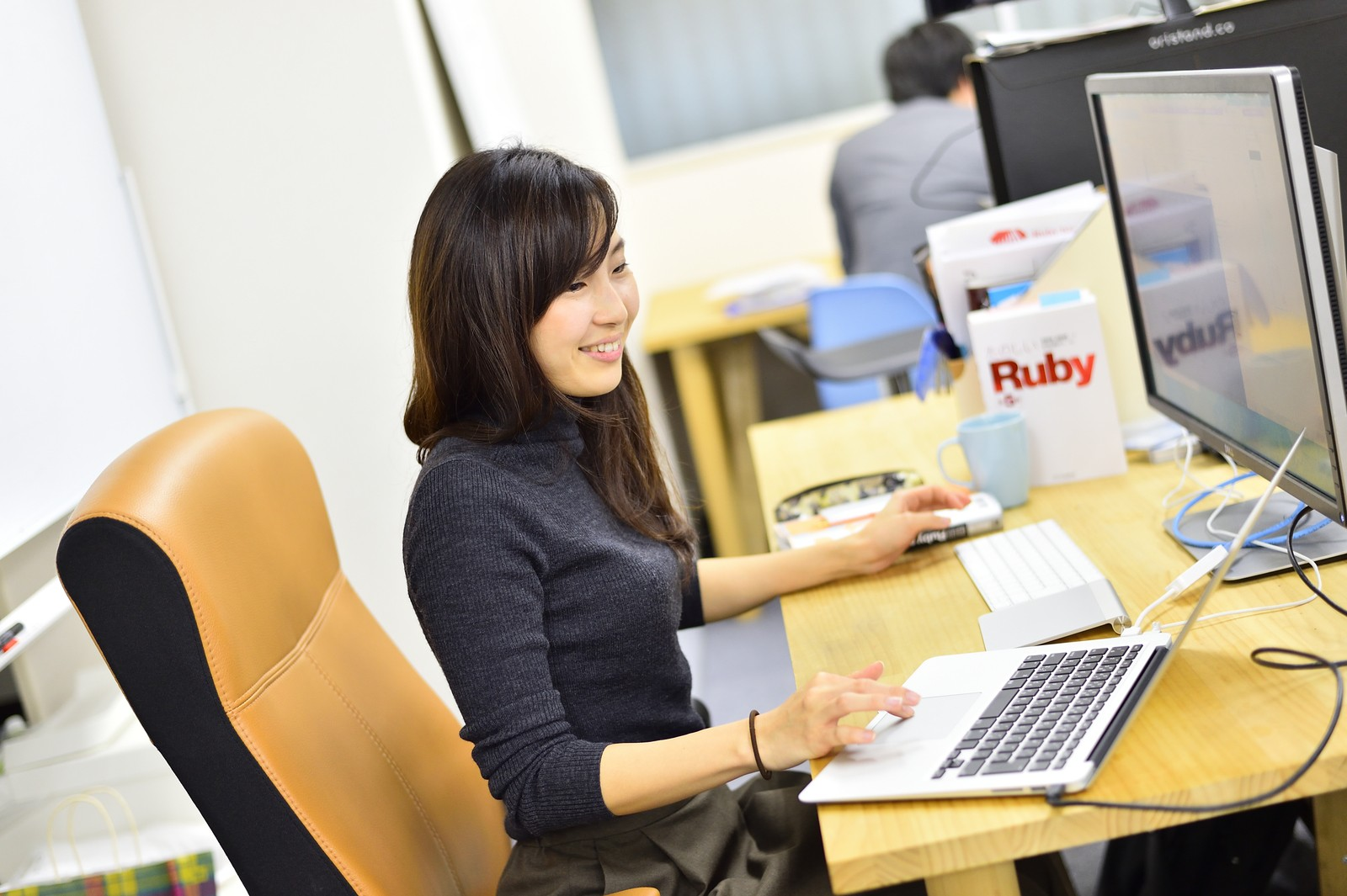 大手百貨店も導入済み、Web接客ツール「OK SKY」のRails開発エンジニアを募集!