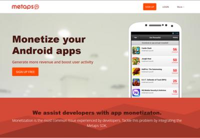 【メタップス】グローバル展開中のアドサービス!フロントエンドエンジニア/HTMLコーダー!