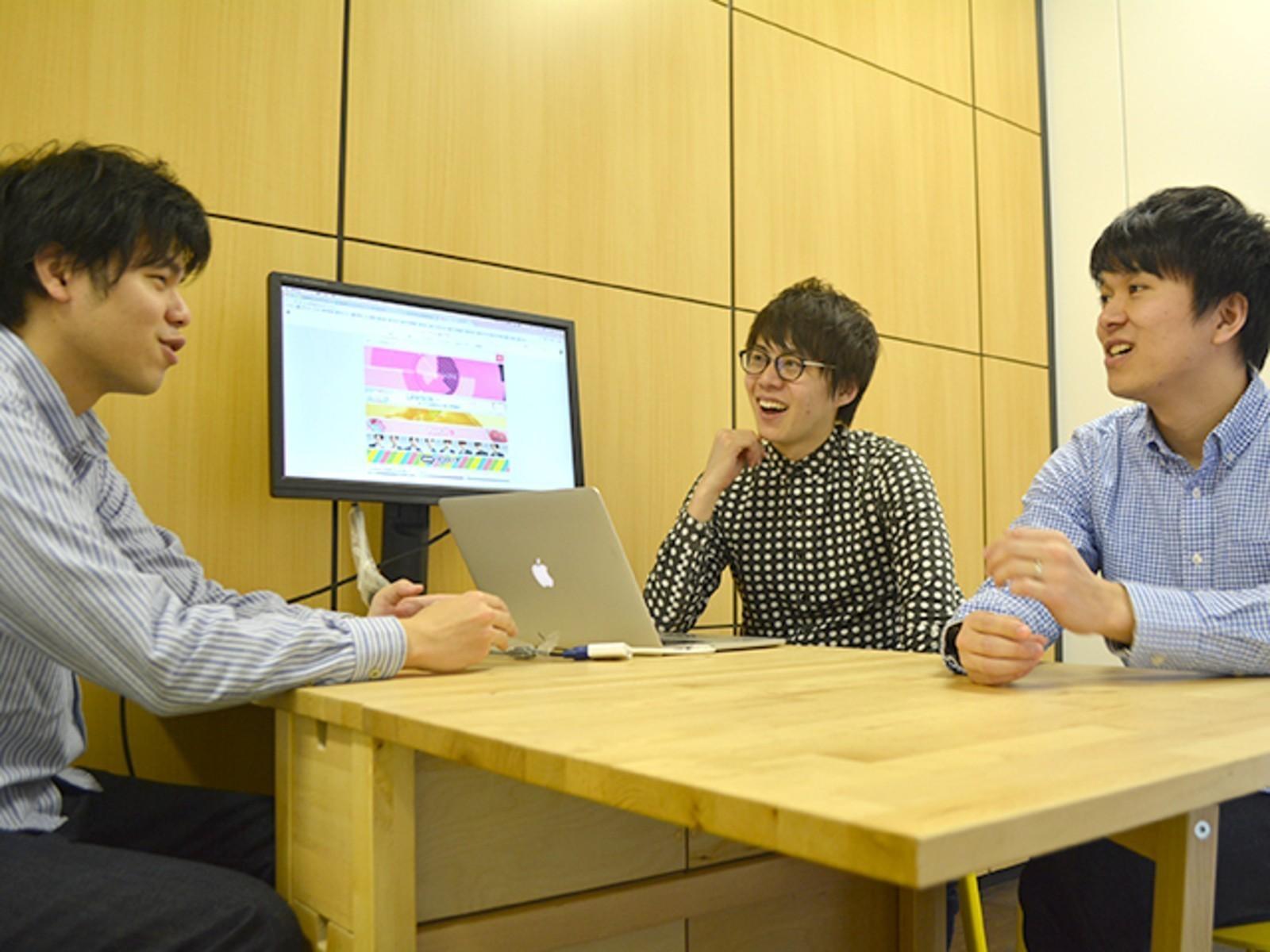 国内最大級のGIFアニメクリエーターのためのプラットフォームを開発する技術責任者を募集!