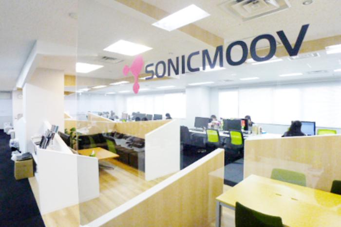 株式会社ソニックムーブ・新しい技術で新しいサービスを作る!!自社サービスや受託開発で活躍してくれるエンジニア募集!!