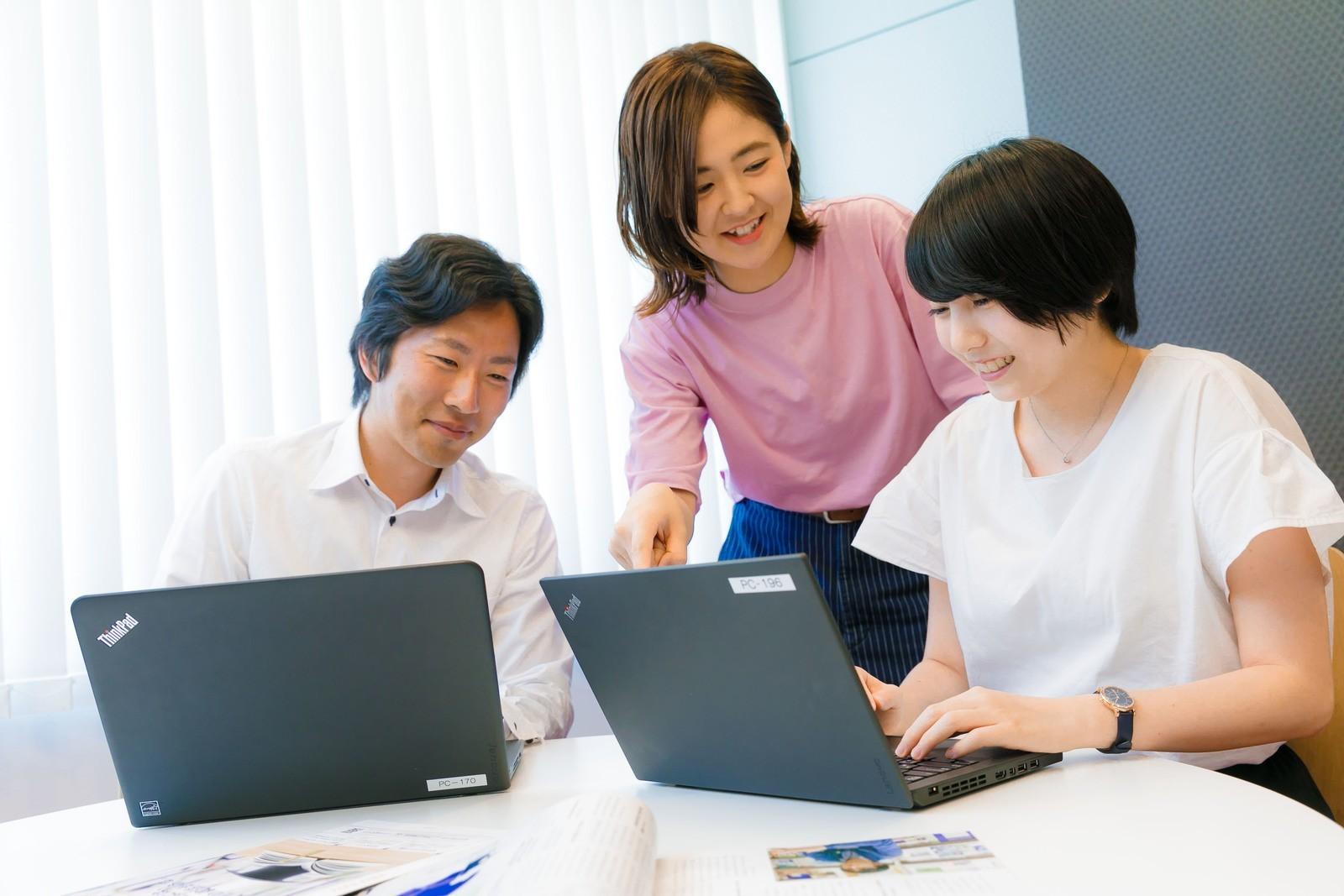 IT×人材◎就職支援事業を展開するオンリーワンカンパニー【社内SE募集!】