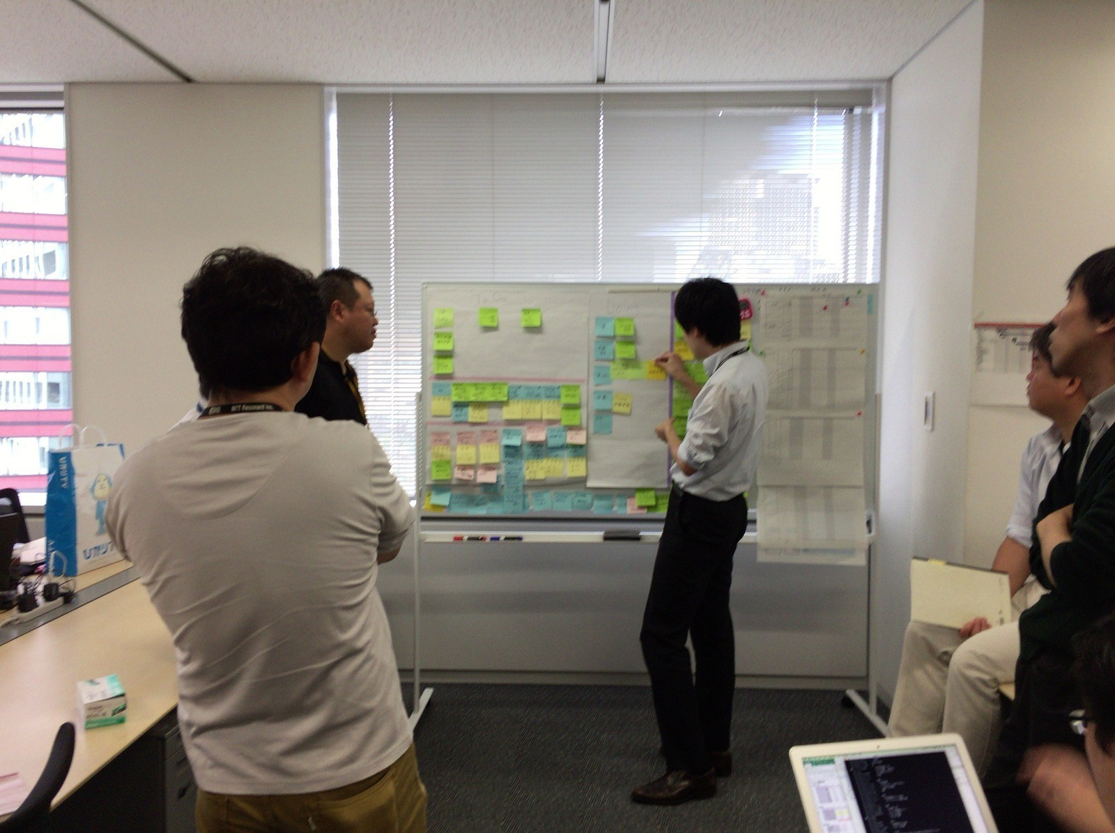 【iOS開発】シェアトップクラス・NTTの有料クラウドストレージサービス「マイポケット」をアジャイル開発するエンジニア募集!