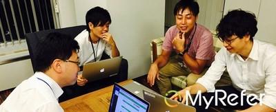 「Hack」「Go」新しい技術でサービスをグロースさせるエンジニア募集!