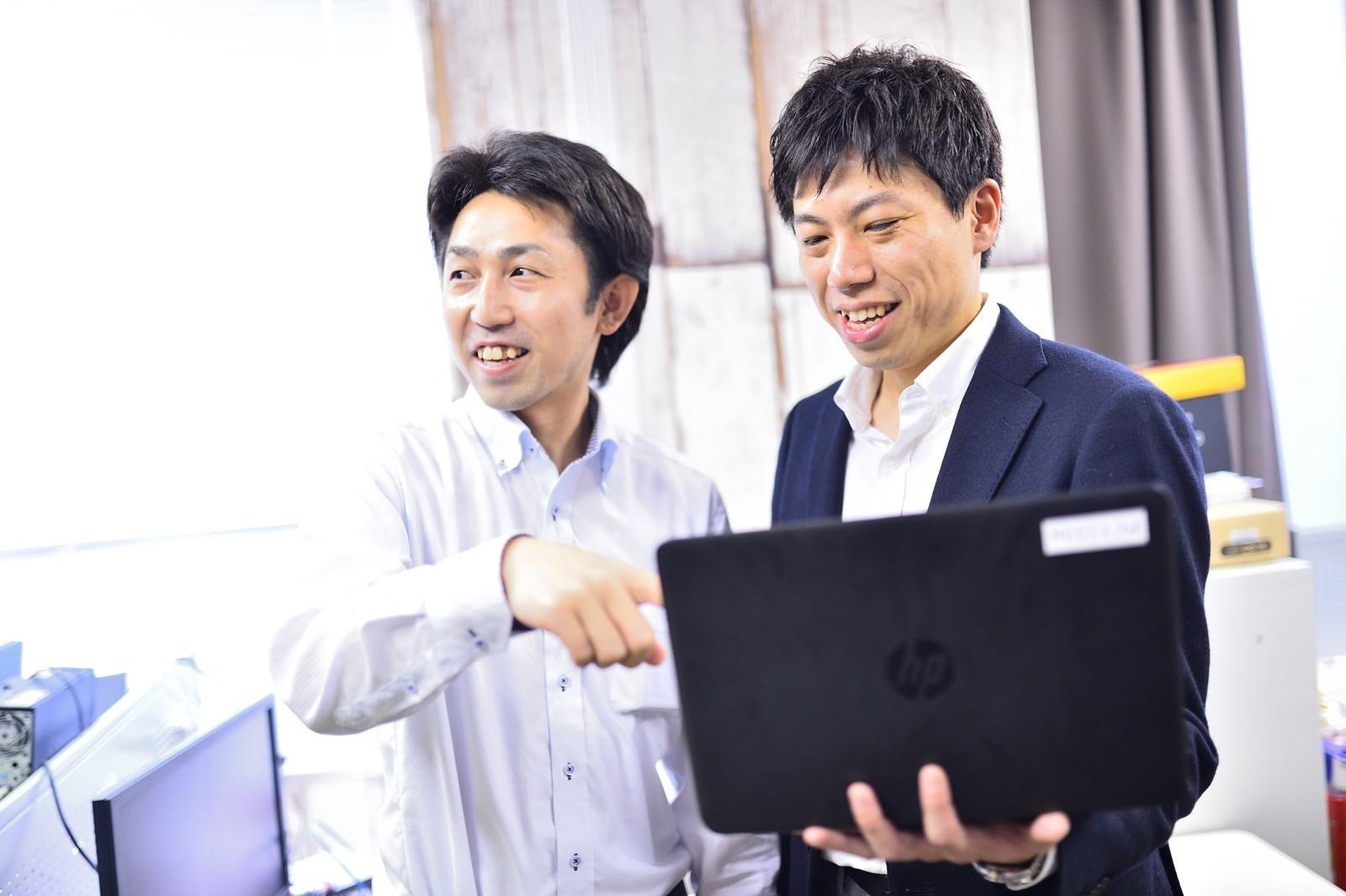 【社内システム開発 中核エンジニア】フリーWi-Fiの事業展開を支える各種業務システムの構築・運用