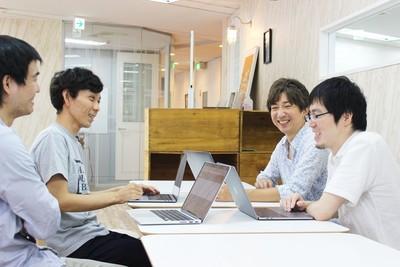 ビジネスをテクノロジーで形にしたいエンジニアを大募集!