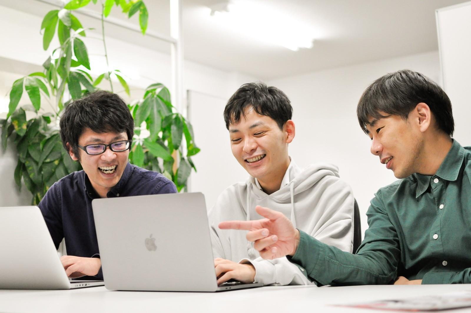 <Ruby/Rails>業界シェアNo.1自社サービスを支えるサーバサイドエンジニア募集!業界変革に挑みませんか?