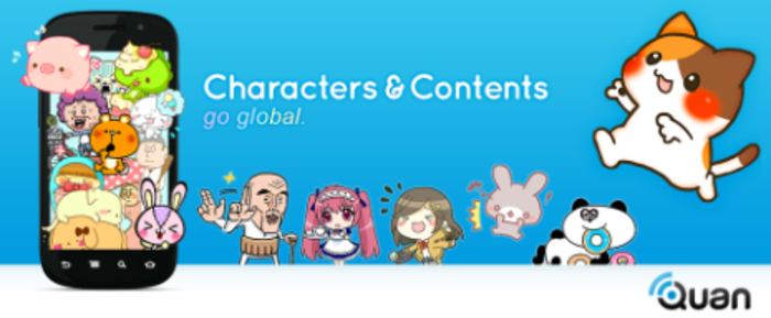 スタンプアプリで急成長中。タイを始め海外展開も行っているクオンがゲーム開発のサーバーサイドエンジニアを募集!
