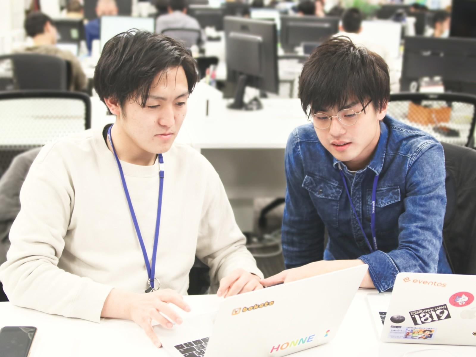 イベント業界で国内有数の実績を誇る「eventos」のiOSアプリエンジニア