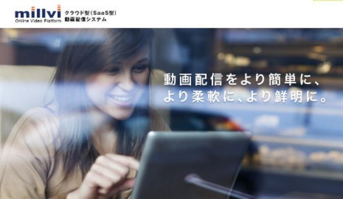 株式会社エビリー・300社以上が導入、企業向けクラウド型動画配信システム「millvi」を開発する Webエンジニアを募集!
