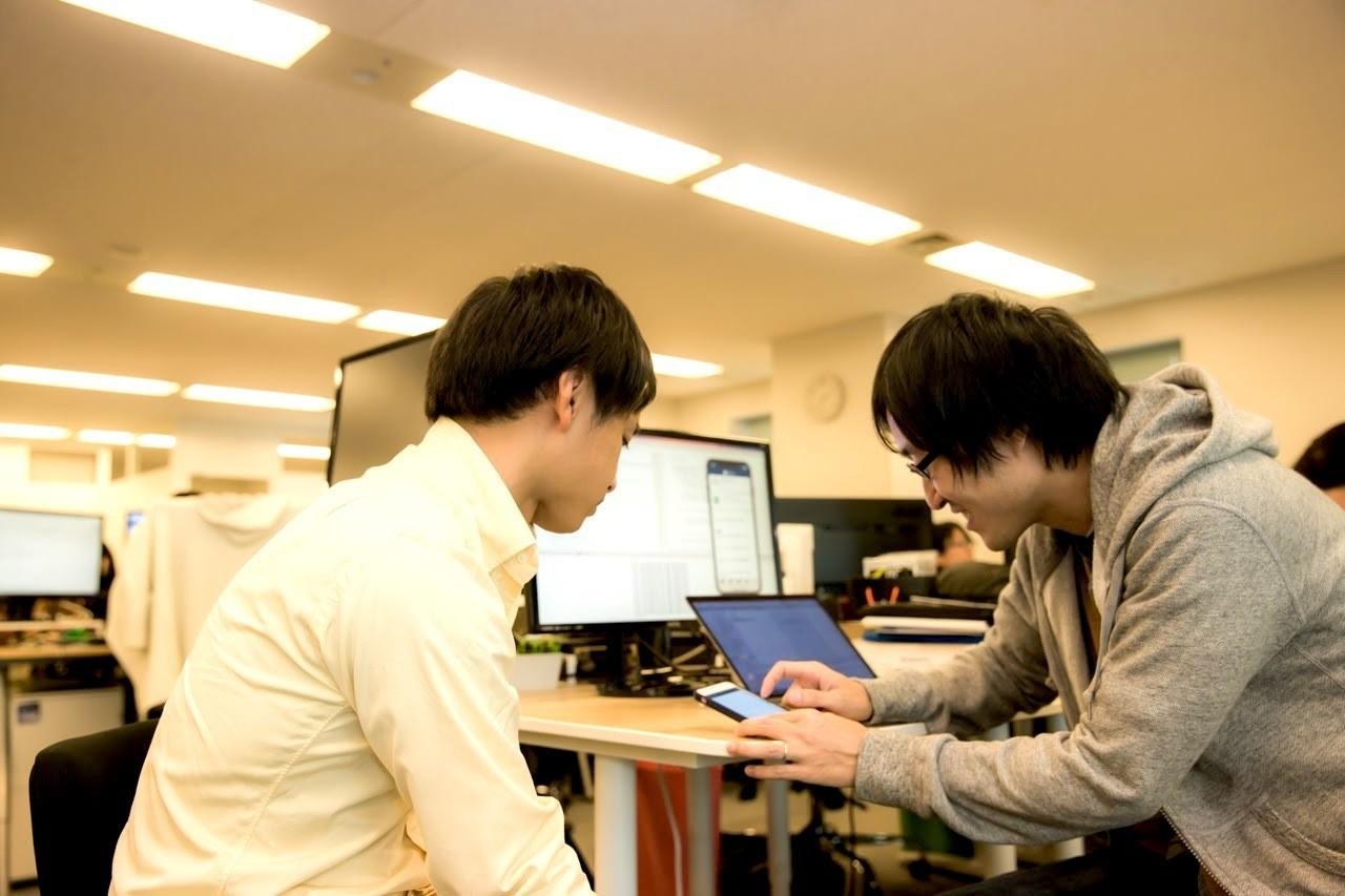 日本一の知見シェアリングサービス「ビザスク」をグロースさせるiOSエンジニア募集!