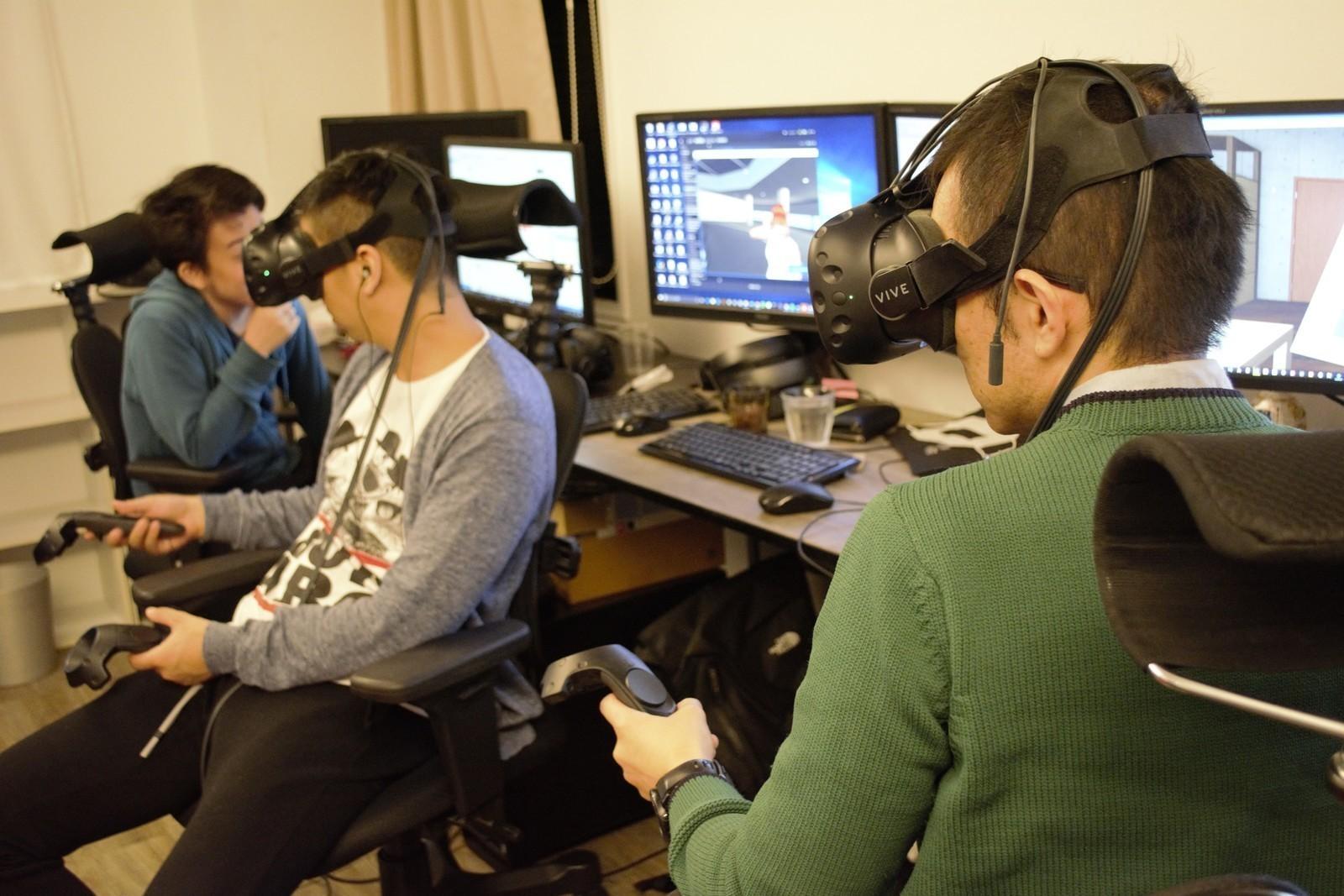【VR×AI】機械学習を利用した次世代VRソフトウェアを開発しませんか?