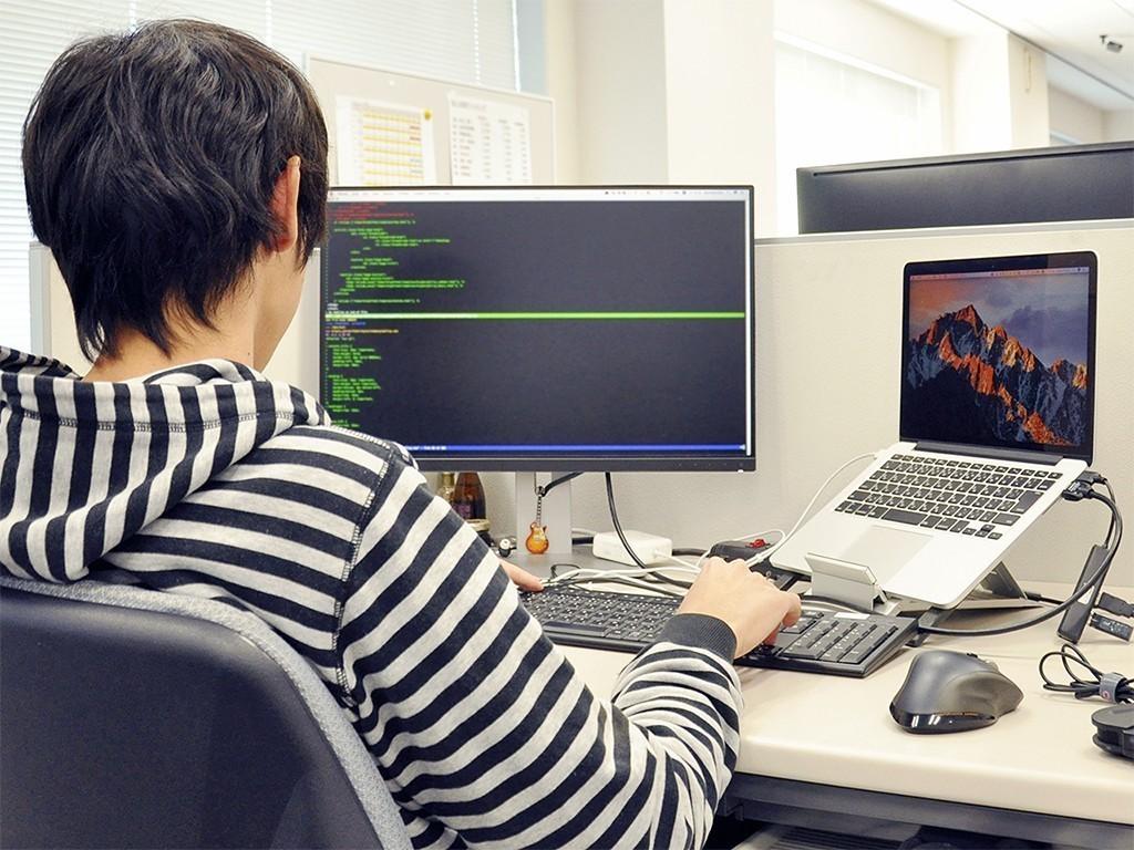 【Webプログラマ】業界旬のクラウド型マーケティングツール開発に携われる!新しい技術に挑戦したいエンジニアを募集!!