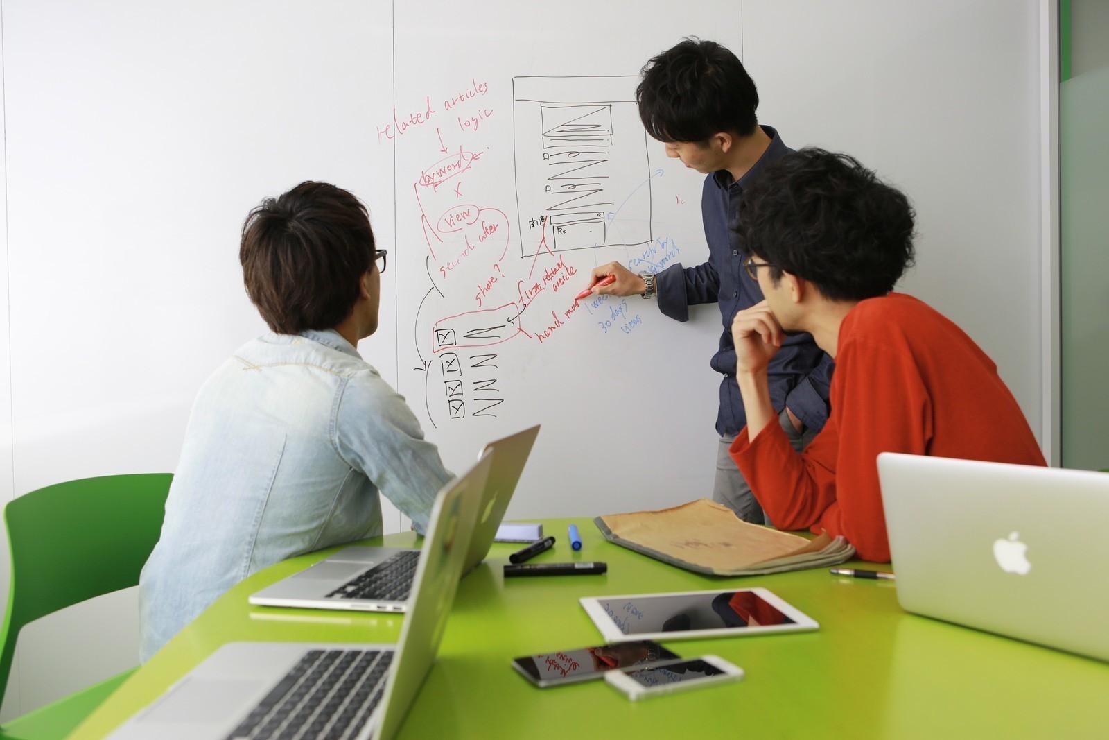 福祉・教育課題を技術で解決するフロントエンドエンジニアを募集!【リーダー候補】