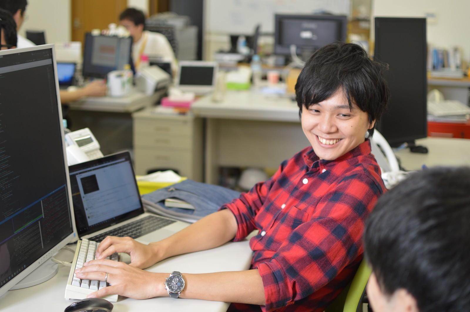 【フロントエンドエンジニア】価値のある自社プロダクトをAngularやVue.jsを使ったモダンな技術で開発したいフロントエンドエンジニアを募集!