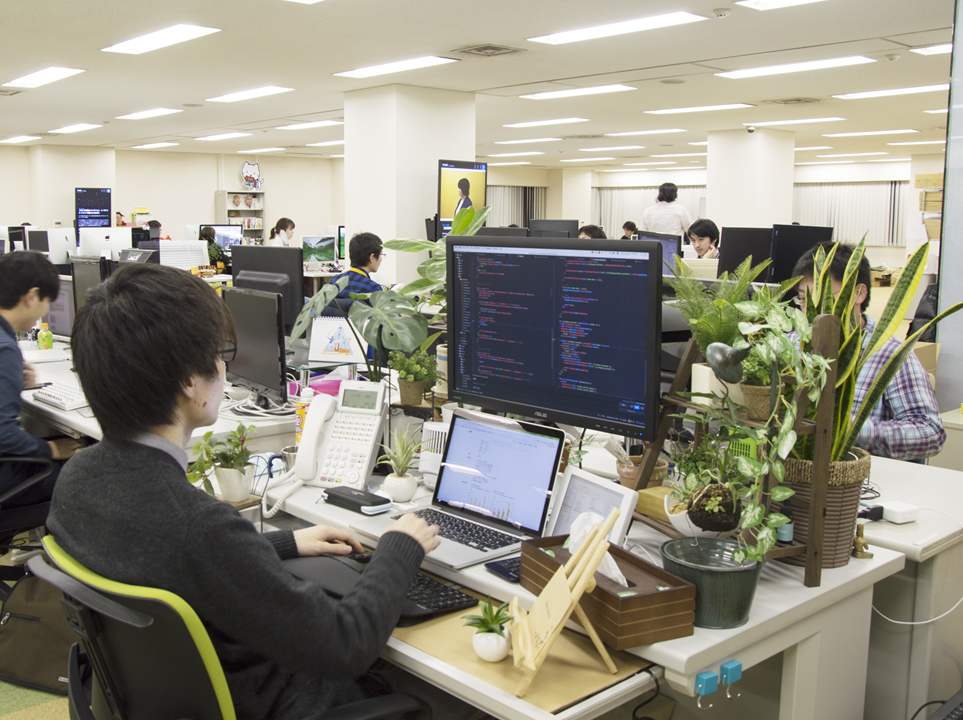 【サーバサイドエンジニア】Webアプリケーション開発をリードするサーバサイドエンジニア募集!