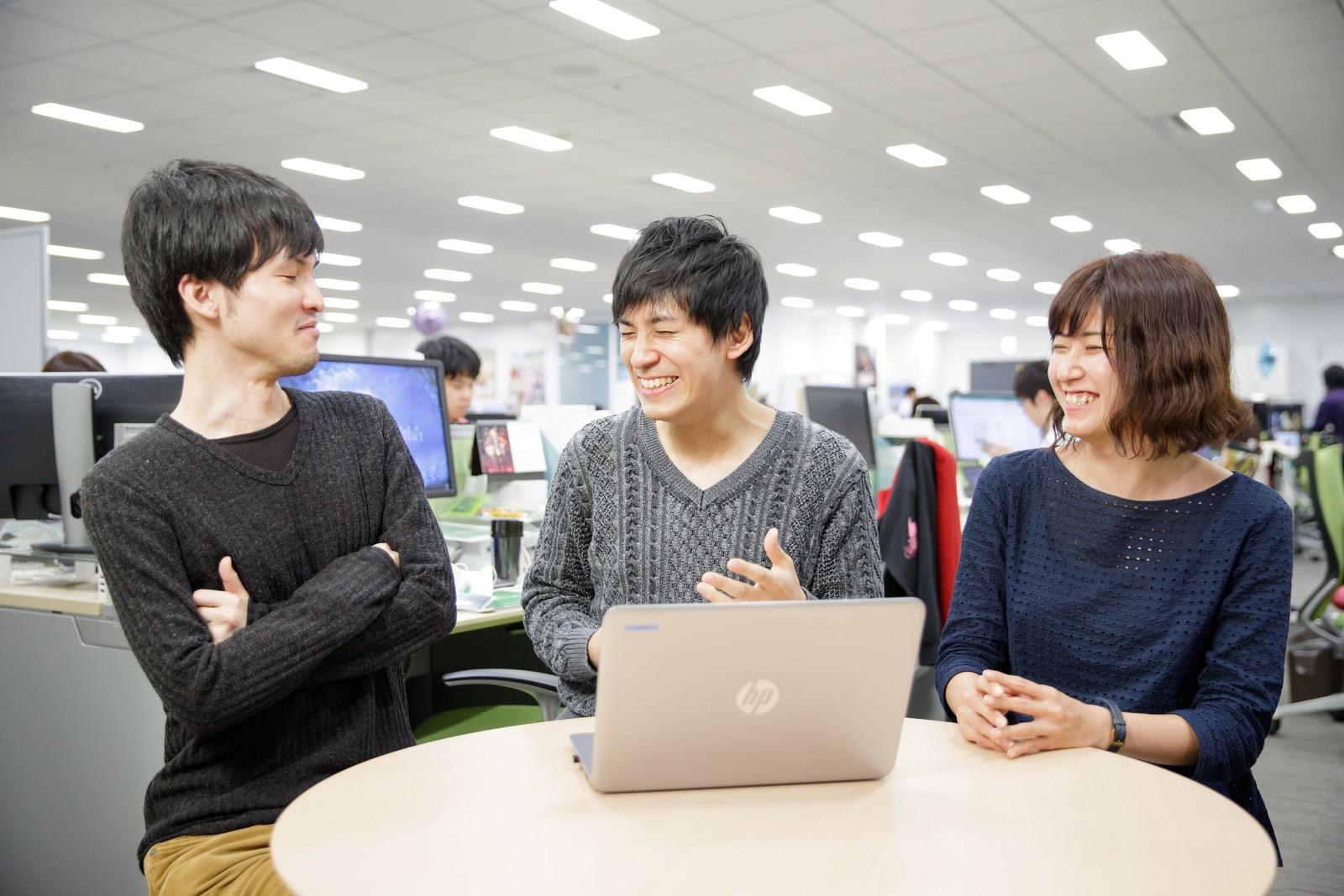 【上場ゲーム会社】自社開発ソーシャルロールプレイングゲームのサーバーサイドエンジニアを増員中!
