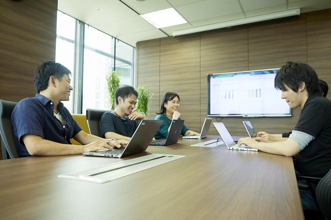 急成長しているデジタルマーケティング事業を加速させるアプリケーションエンジニアを募集!
