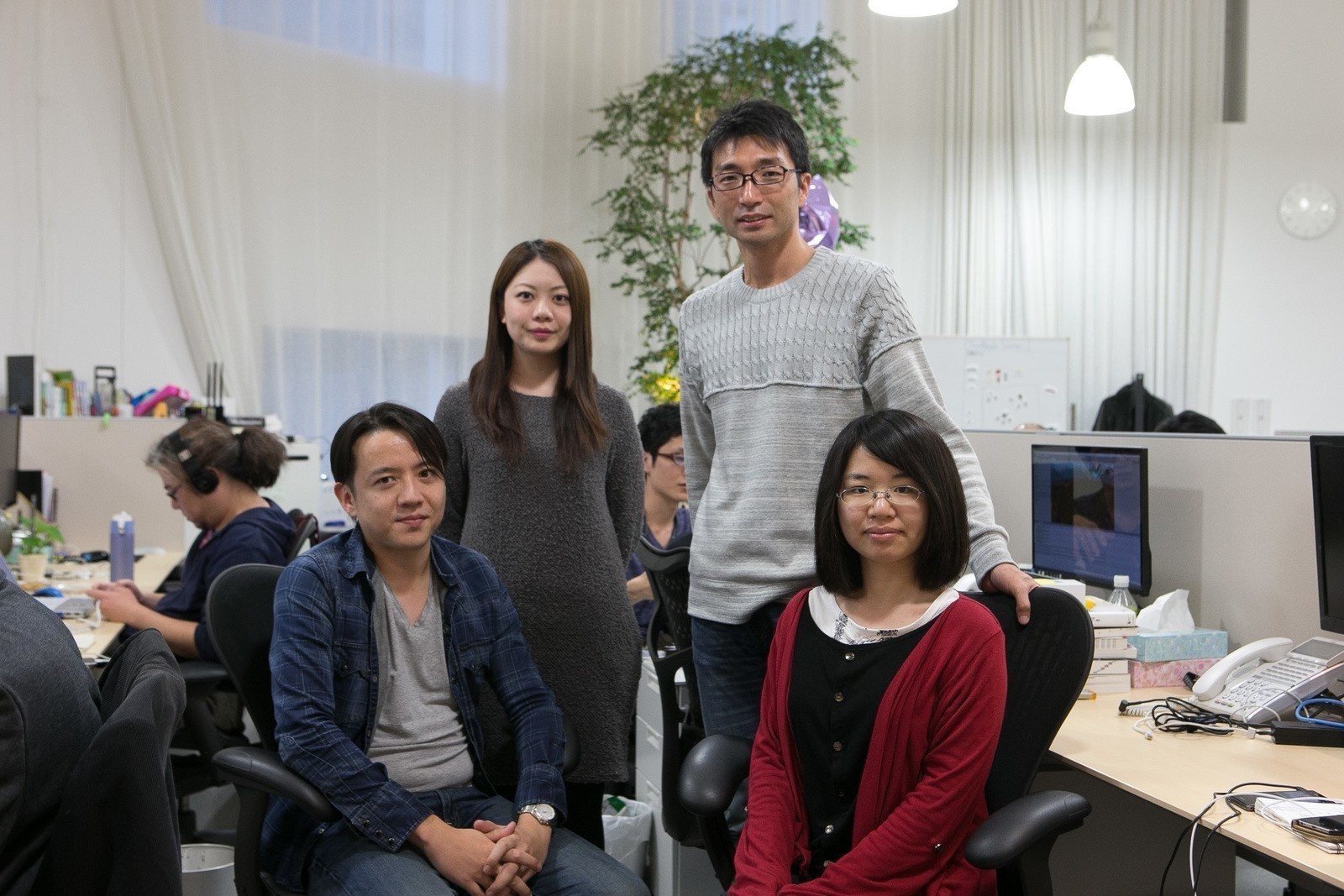 新規タイトル立ち上げメンバー募集!2Dソーシャルゲームを開発するゲームエンジニア