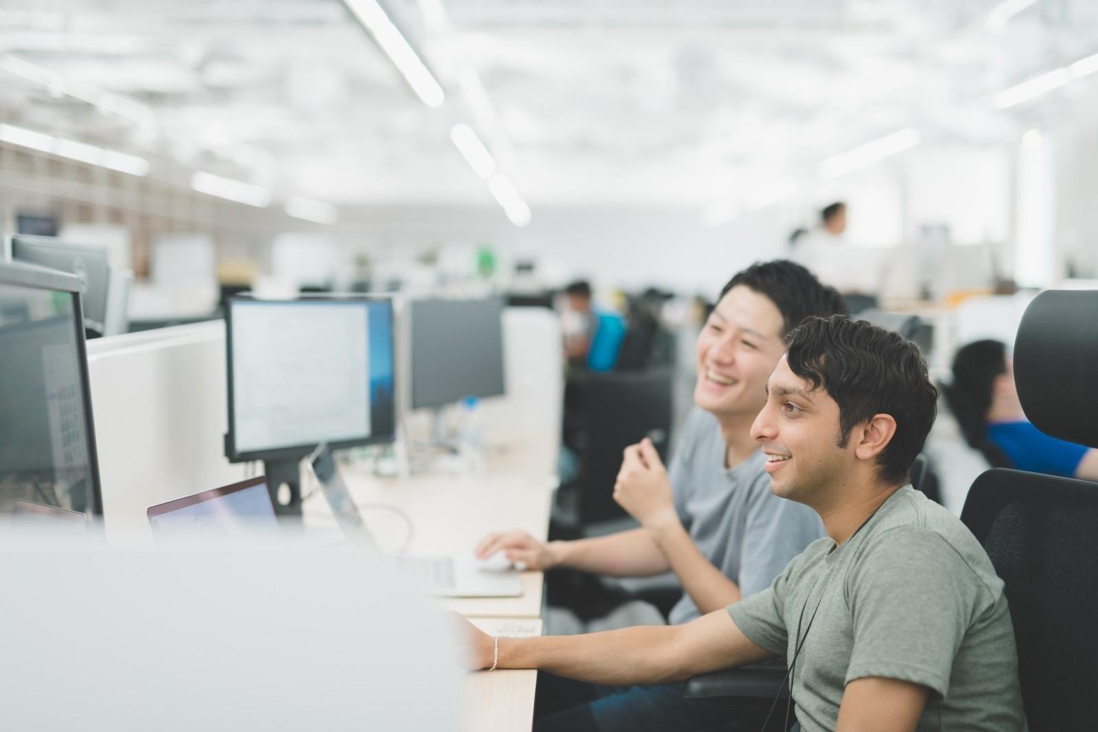 【フロントエンドエンジニア】LINEのWebアプリケーション開発業務募集!