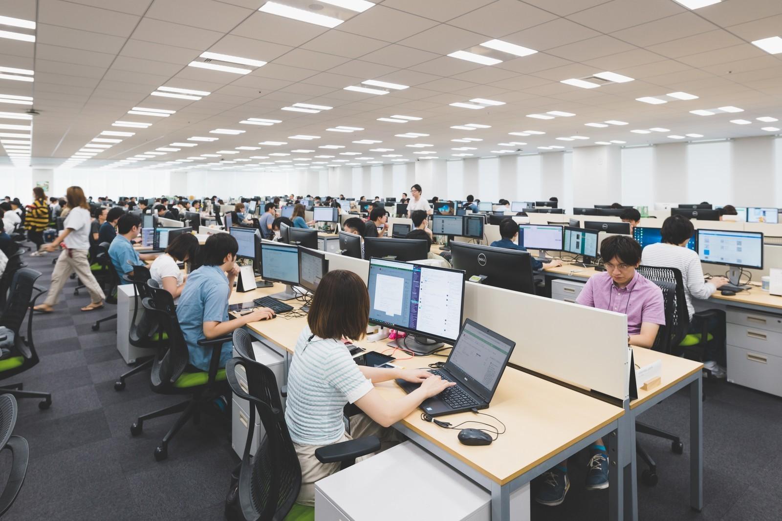 【LINE】社内ITサポートエンジニア