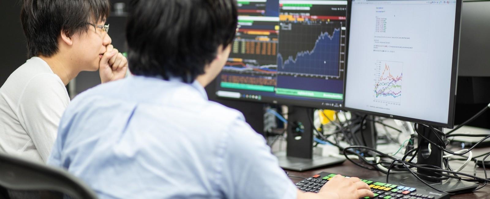 【データエンジニア】溢れる金融データを手懐け、資産運用の分析システムを支えるデータエンジニア募集!