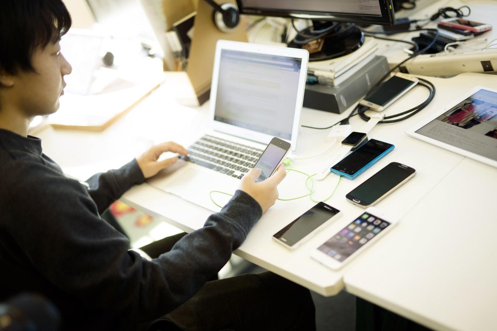 日々新しい技術を追い求める、iOSアプリエンジニア募集中!