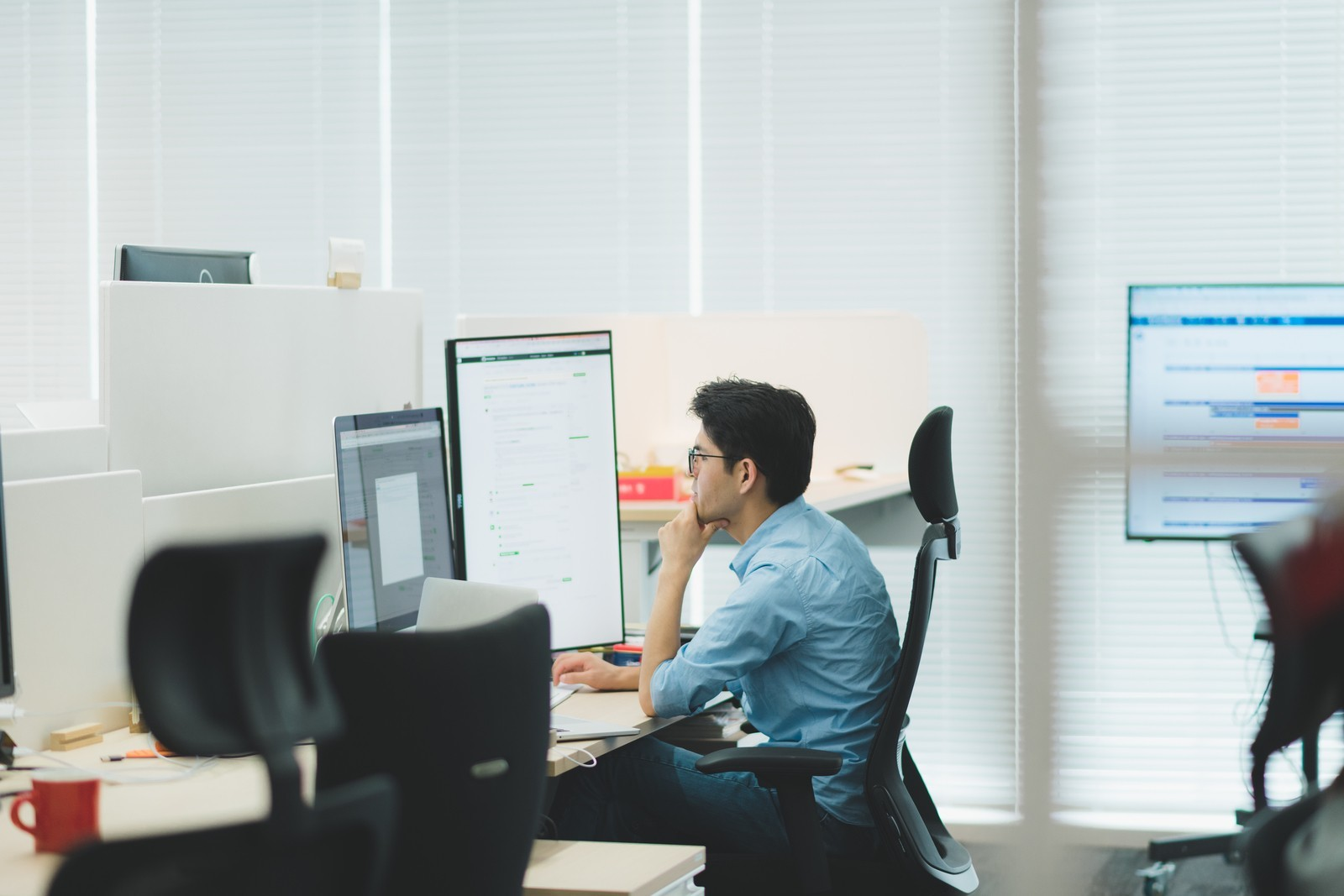 【社内ITコンサルタント】業務改善プロジェクトを推進するポジション