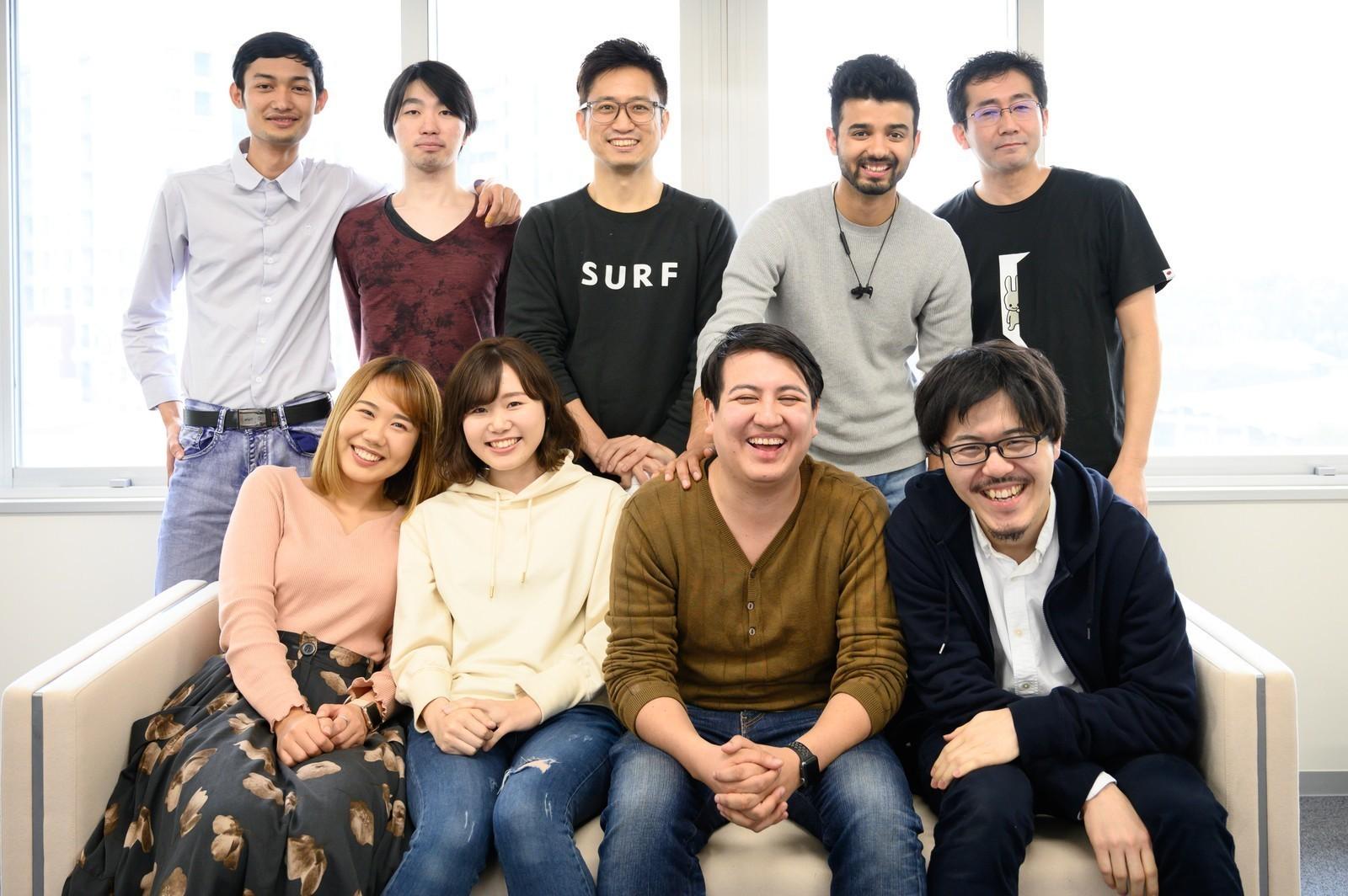 世界75億人がターゲット!【コミュニケーション決済アプリ】開発を支えるインフラエンジニアを募集!