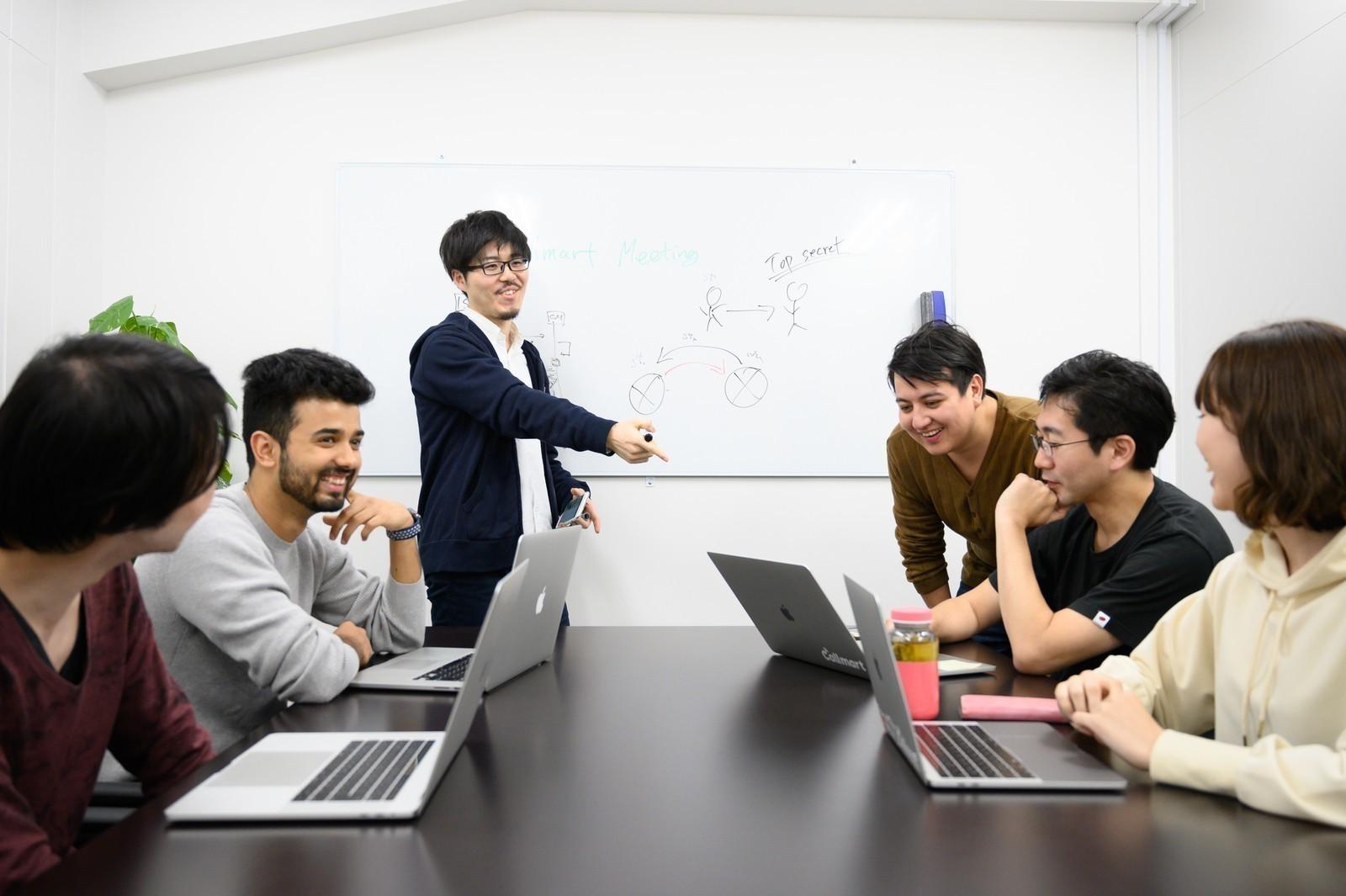 世界75億人がターゲット!【コミュニケーション決済アプリ】管理機能を開発するWebエンジニアを募集!