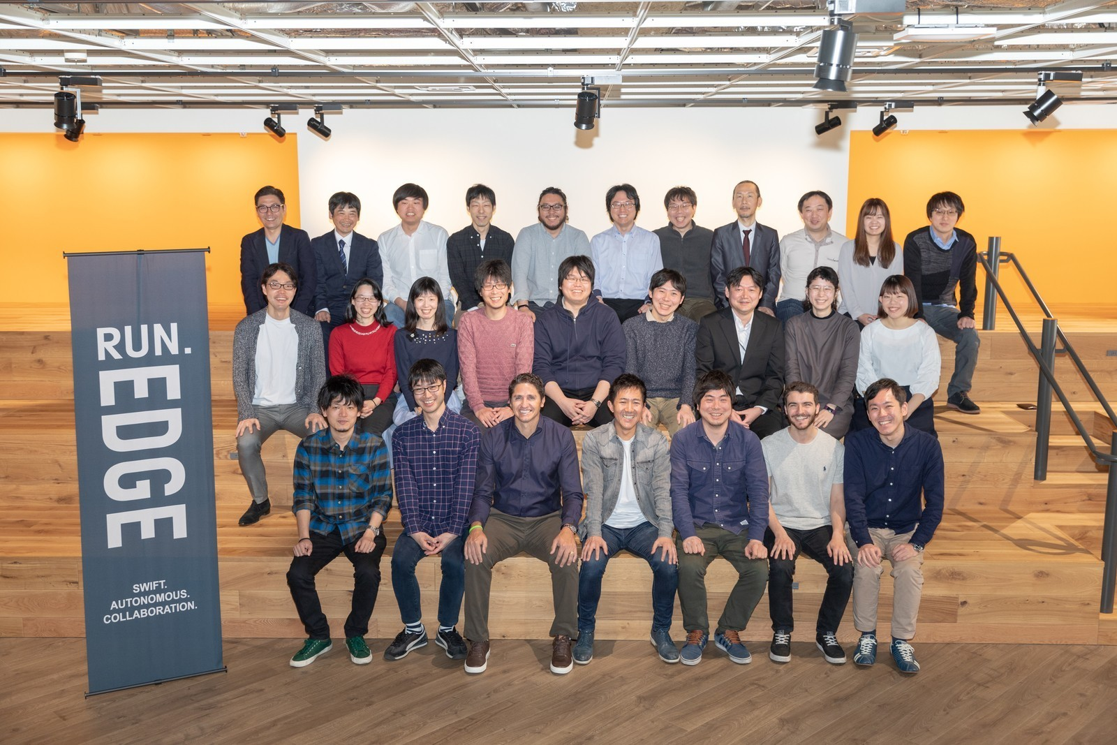 【Back-End】Developing products used by world-class sport team