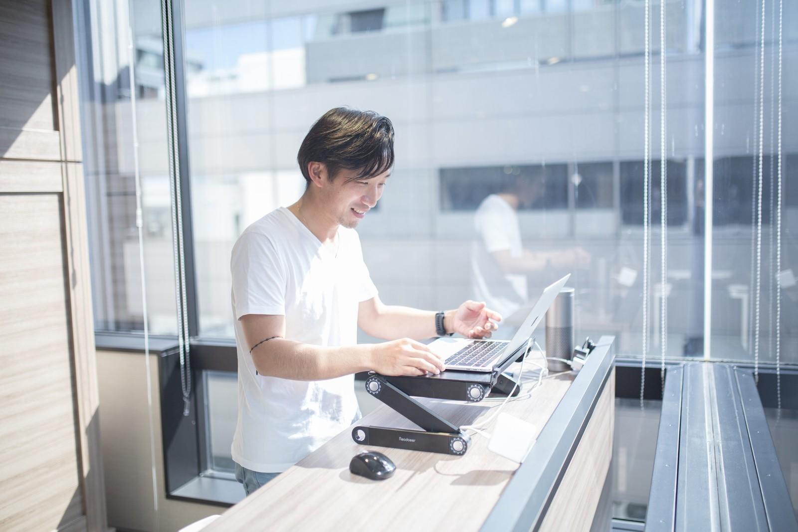 【完全自社・残業時間は5時間以下】SaaS型ビジネスコラボツール「Aipo」の開発を牽引するエンジニア募集!