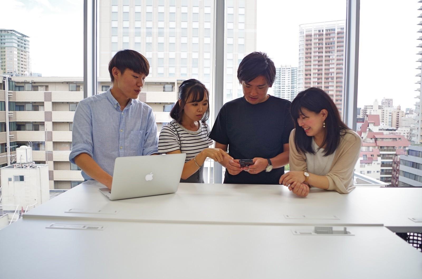【アプリケーションエンジニア(アプリ/ゲーム/新規事業)】充実の福利厚生!残業10H程度/ 東証一部上場