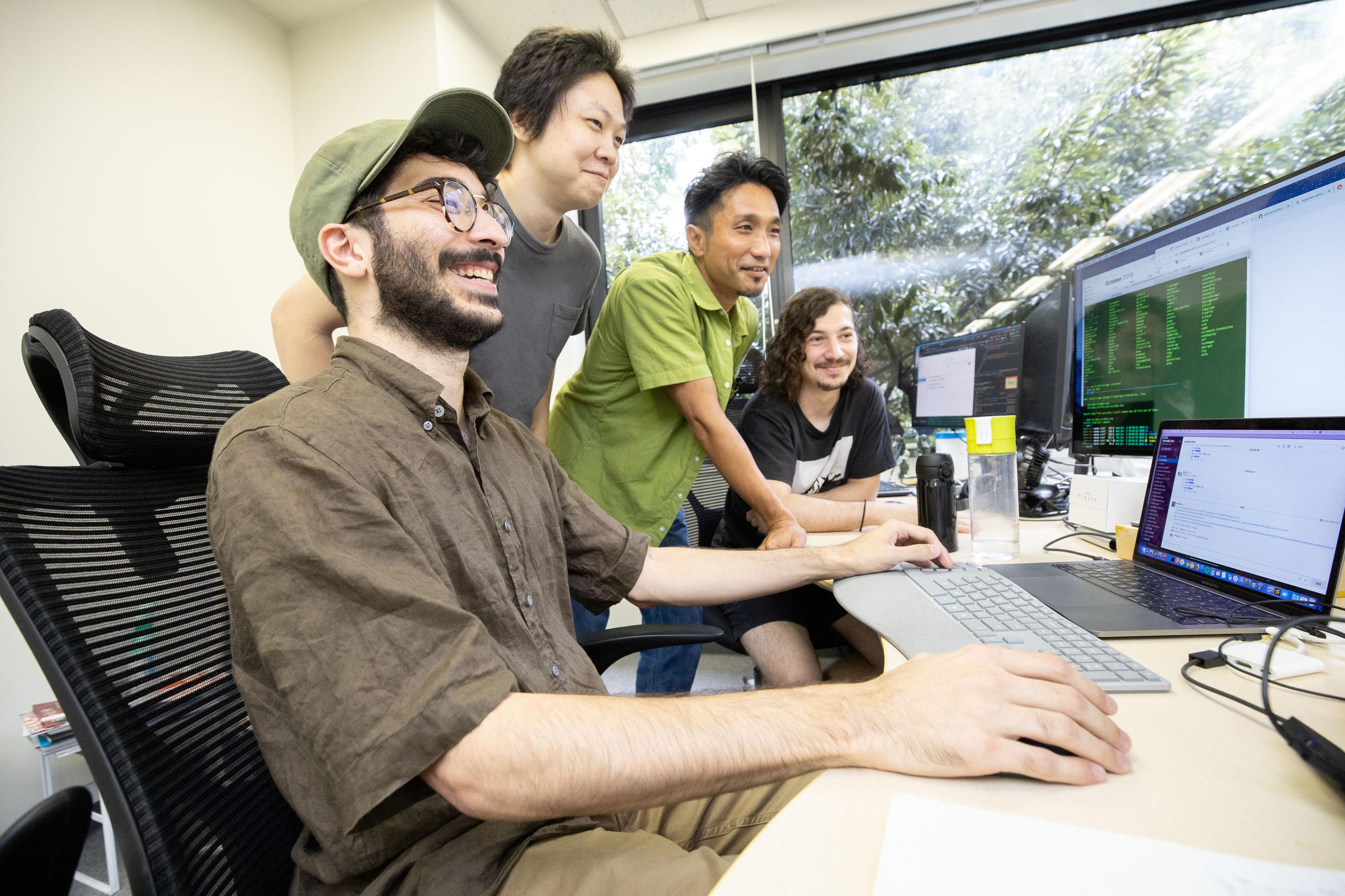 6.5憶の資金調達完了!WEB接客ツール、AIチャットボットをグロースさせるエンジニア募集!