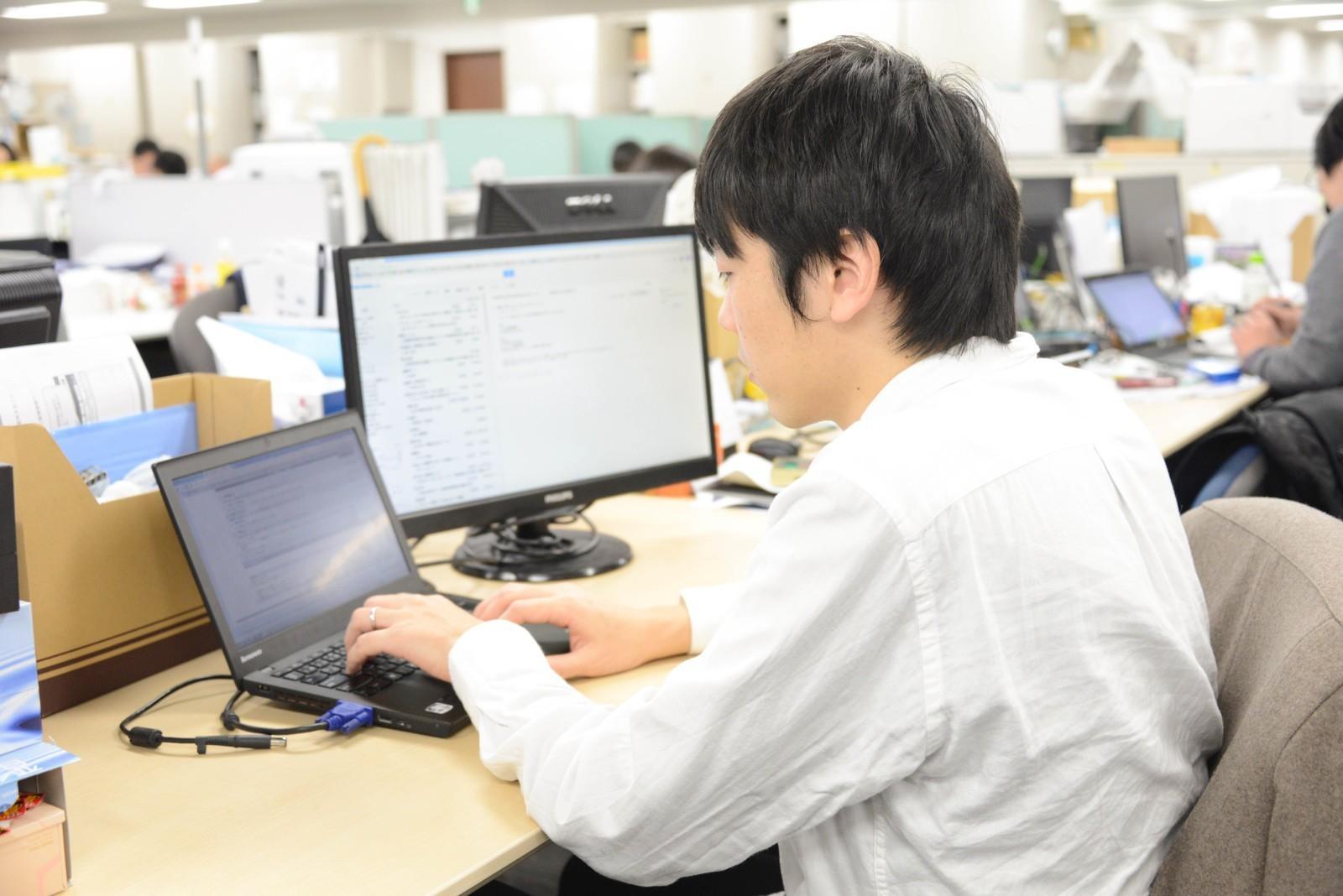 ロボティクス領域でも認知を広げる営業支援ツール「eセールスマネージャー」を開発する Javaエンジニアを募集!