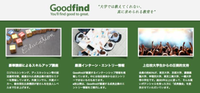 次代のビジネスリーダーのためのキャリアサイト Goodfind の機能強化を担う PHPエンジニアを募集!