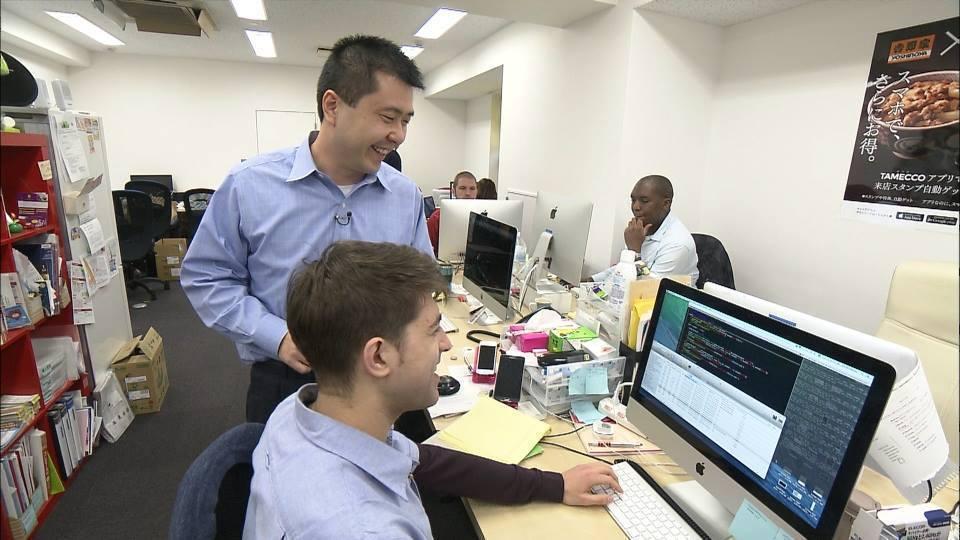 タメコ株式会社・スマホアプリ開発★最先端行動トラッキング技術を開発するiOS技術者を募集!