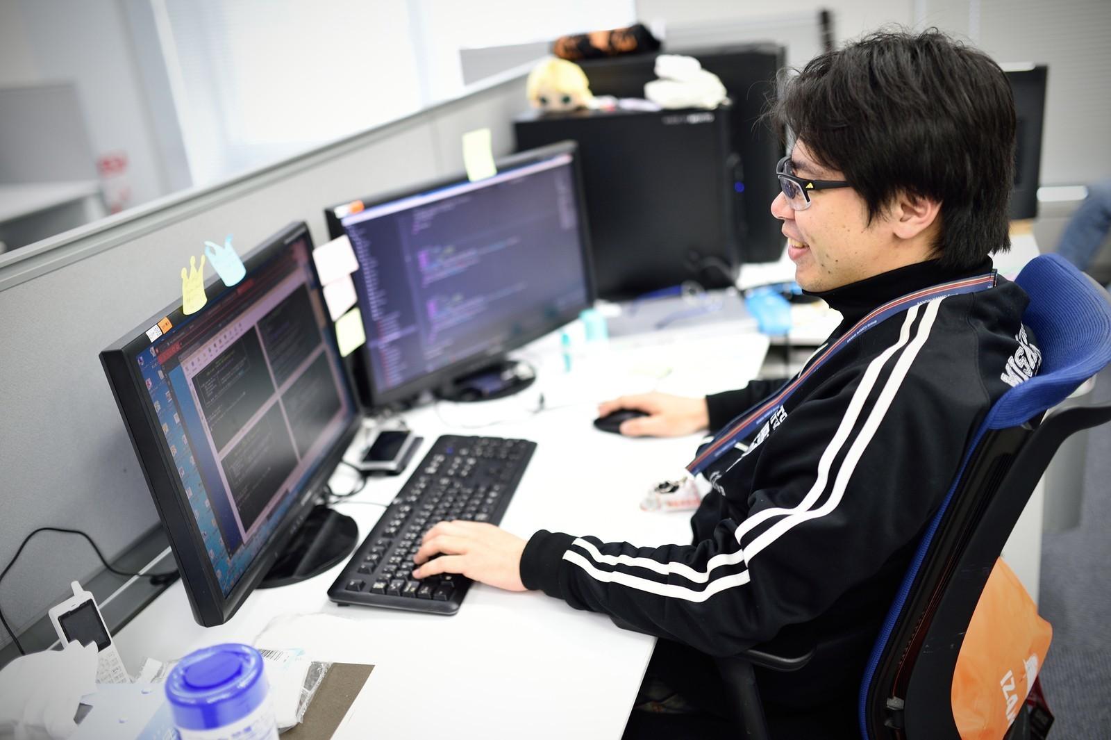 「遊び」で世界に感動を届けるバンダイナムコが、モバイルゲームのサーバーサイドを担当するRailsエンジニアを募集!