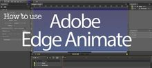 ASCII.jp:Edge Animateとは――無料で使えるHTML5制作ツール (1/2)|Edge Animateで作るHTML5リッチコンテンツ入門