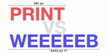 【絶対に知っておかなきゃいけない】紙媒体とWEBデザインにおけるデザイン作法の違いについて #デザイン#web | 久米さんの憂鬱