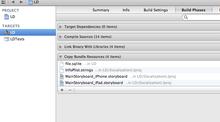 Xcode4からのResourcesの扱いの違いで少しハマった - エンジニアリングにはほど遠い