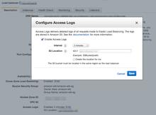 AWS ELBが進化していた                    - アクセスログ + より良い分散