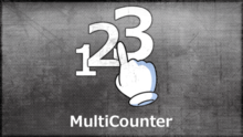 【PSM】マルチカウンター / MultiCounter