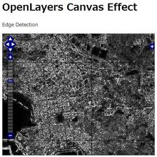 OpenLayers ver.2でもクライアントサイドで地図タイルを画像処理できた | GUNMA GIS GEEK