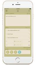 iOS Application: Clipboard