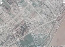 [leaflet]1964年7月21日の新潟市に、現在の新潟市の地図(エッジ)を重ねてみた。 | GUNMA GIS GEEK