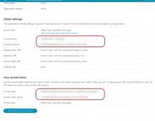 【Twitter API】PEARのServices_Twitterを使ってフォロワーを取得、つぶやき、リムーブなどをしてみる(1) | 桜花満開/テンシホタル
